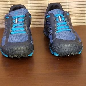 """Merrell """"All Out Terra Ice"""" w/ Tungsten spikes"""